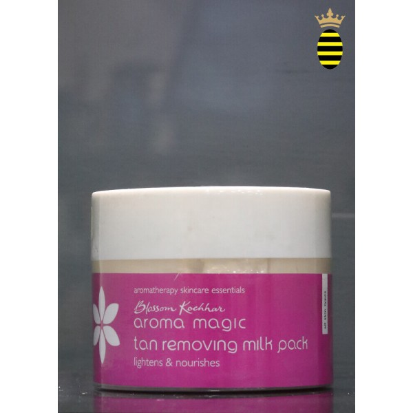 Blossom Kochhar Aroma Magic Tan Removing Milk Pack 175g