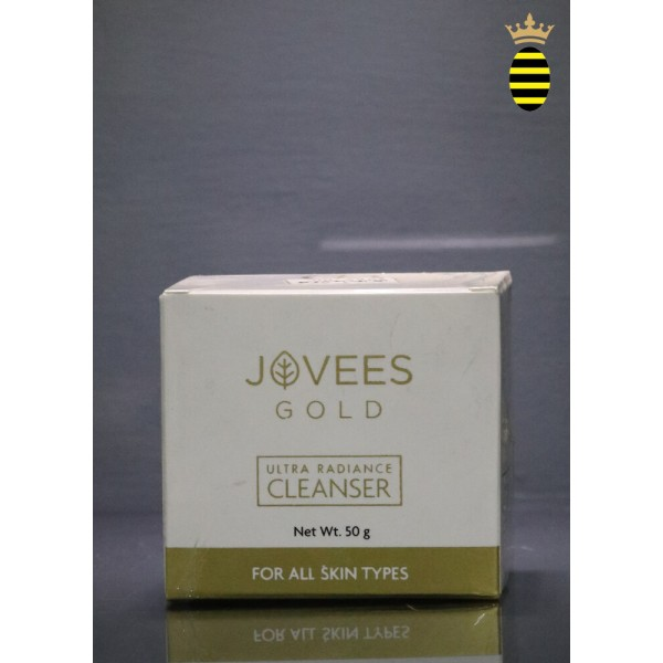 Jovees 24k Gold Ultra Radiance Cleanser 50g
