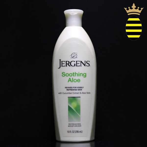 JERGENS SOOTHING ALOE 295ML