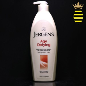 JERGENS AGE DEFYING 496ML