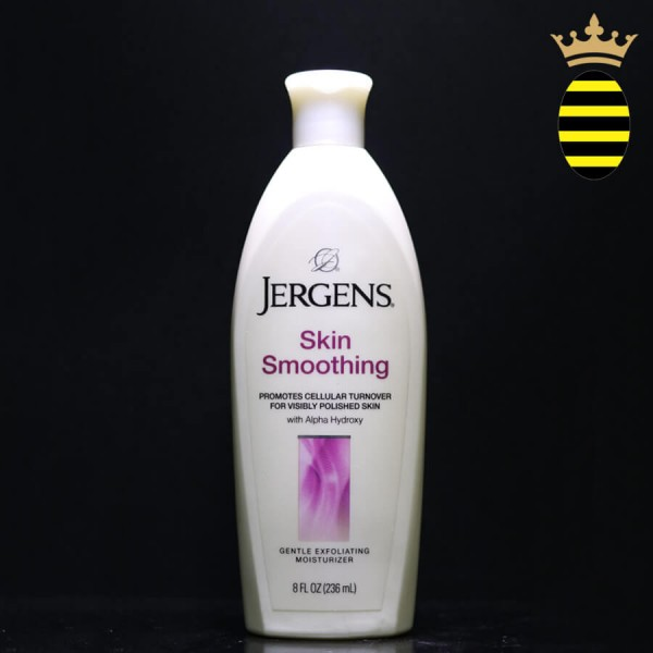 JERGENS SKIN SMOOTHING 236ML