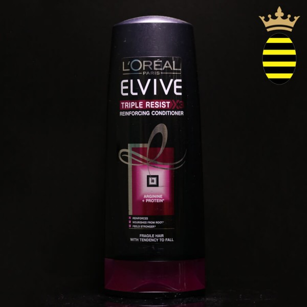 L'OREAL ELVIVE TRIPLE RESIST CONDITIONER 400ML
