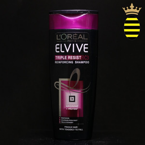 L'OREAL TRIPLE RESIST SHAMPOO 250ML