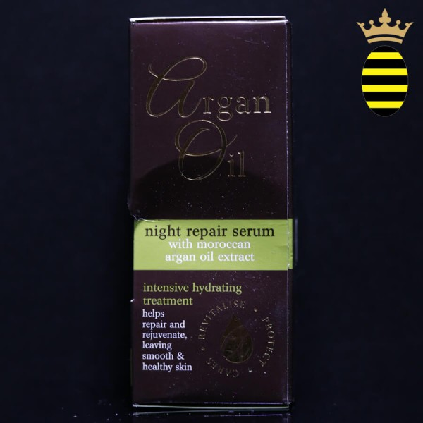 ARGAN OIL NIGHT REPAIR SERUM 50ML
