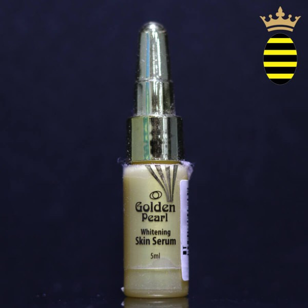GOLDEN PEARL WHITENING SERUM 5ML