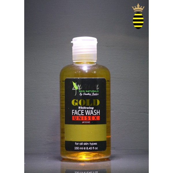 4ever Gold Whitening Face Wash 250ml