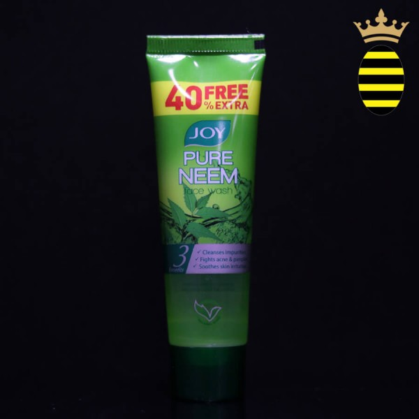 JOY PURE NEEM FACE WASH 21ML