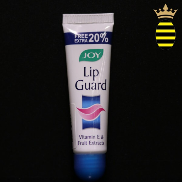 JOY LIP GUARD WITH VITAMIN E & FRUIT EXTRACTS 12G