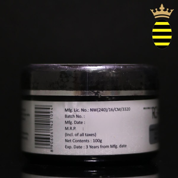 QRAA HAIR & BEARD WAX 100G