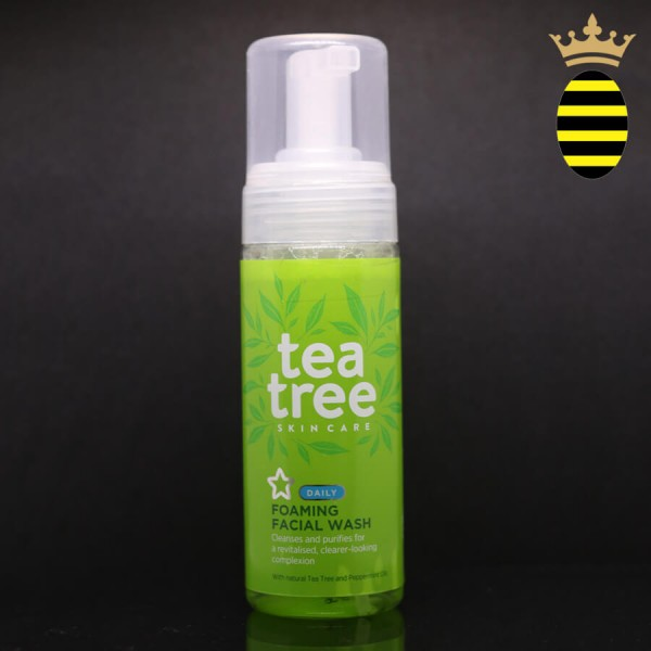 TEA TREE FORMING FACE WASH 160ML