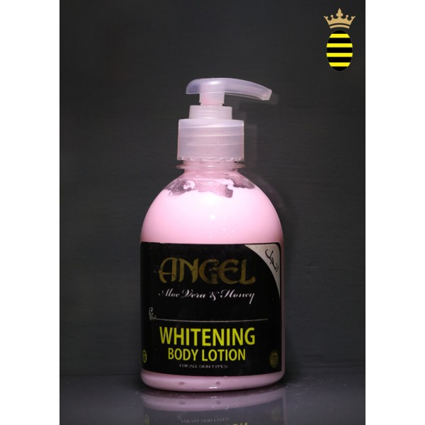 Angel Aloe Vera & Honey Whitening Body Lotion 400ml