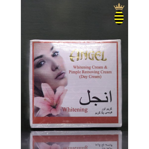 Angel Whitening Cream & Pimple Removing Cream (Day Cream)