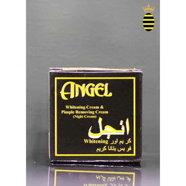 Angel Whitening Cream & Pimple Removing Cream (Night Cream) small