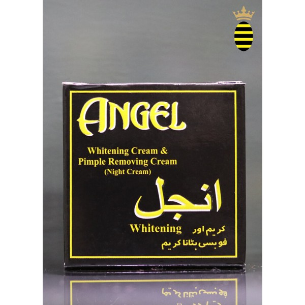 Angel Whitening Cream & Pimple Removing Cream (Night Cream) 20g