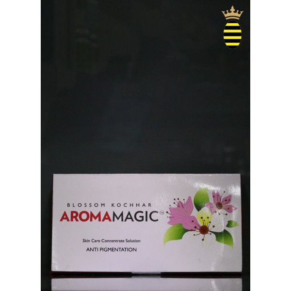 Blossom Kochhar Aroma Magic Anti (Hyper) Pigmentation and Anti Acne Serum 2ml x10 Ampoules