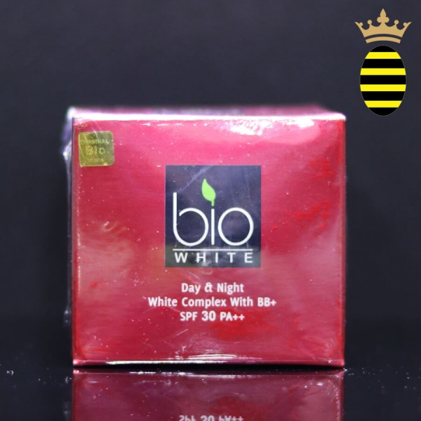 Bio White Day and Night Cream 45g