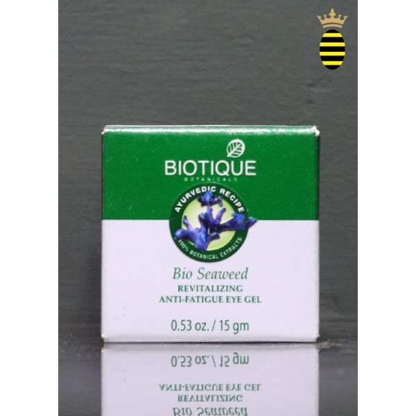 Bio Seaweed Revitalizing Anti-fatigue Eye Gel 15g