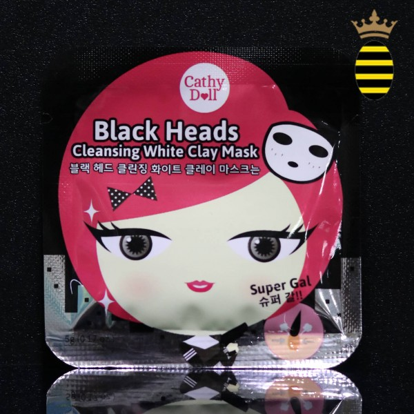 Cathy Doll Cleansing White Clay Mask