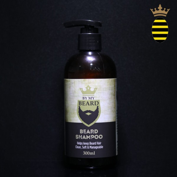 By My Beard Beard Shampoo 300ml