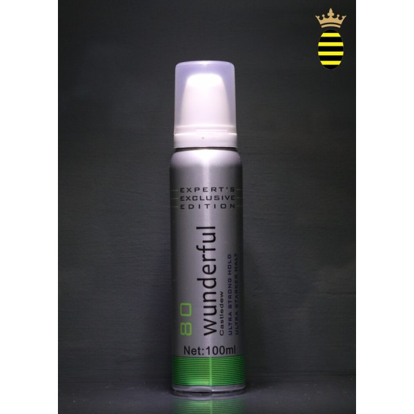Castledew Wunderful Ultra Strong Hold Ultra Starker Halt Hair Spray 100ml