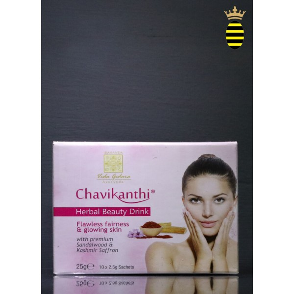 Chavikanthi Herbal Beauty Drink 10x2.5g Sachets