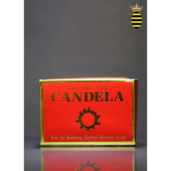 Dave Thulashi Candela Herbal Beauty Soap 85g