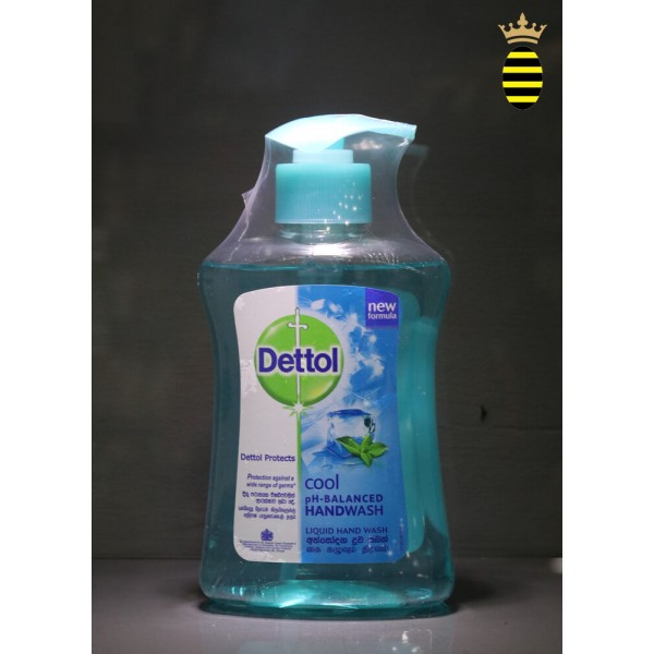 Dettol Cool pH-balanced Hand Wash 250ml
