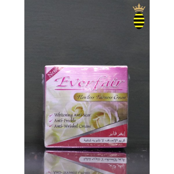 Everfair Flawless Fairness Cream 25g~30g