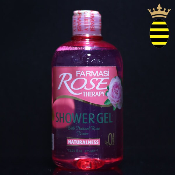FARMASI ROSE THERAPY SHOWER GEL 375ML