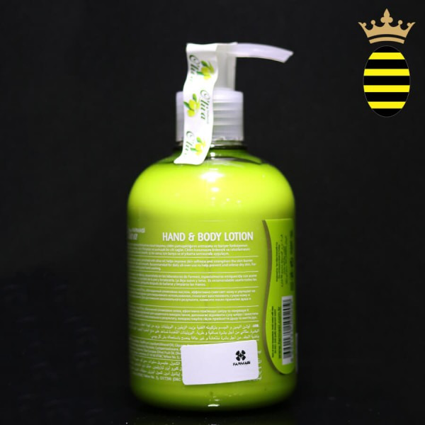 FARMASI OLIVA HAND & BODY LOTION 300ML