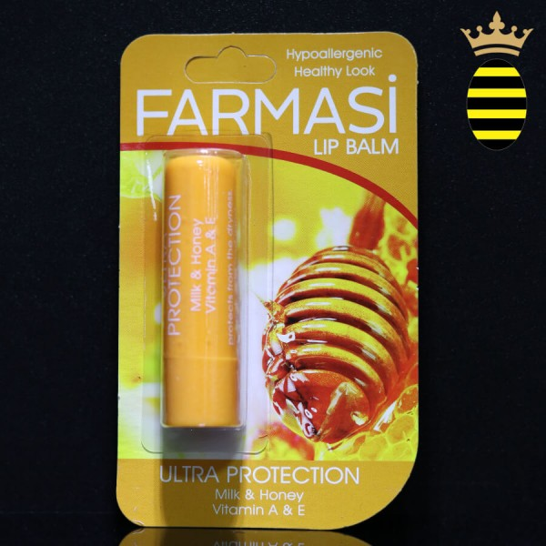 FARMASI MILK & HONEY LIP BALM 4.6G