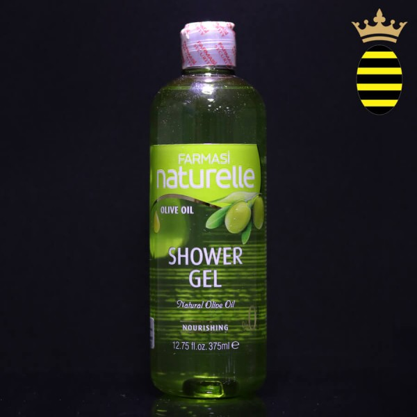 FARMASI NATURELLE OLIVE OIL SHOWER GEL 375ML