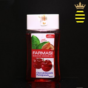 FARMASI CHERRY ALMOND AND POMEGRANATE ROMANTIC SHOWER GEL 300ML