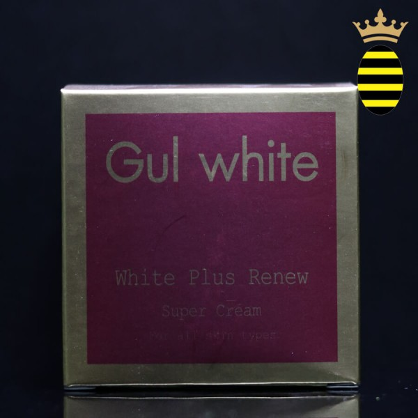 GUL WHITE WHITE PLUS RENEW SUPER CREAM 25G