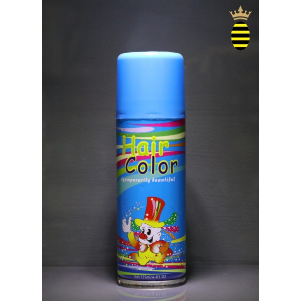 Hair Color Temporary Beautiful 125ml (Blue)
