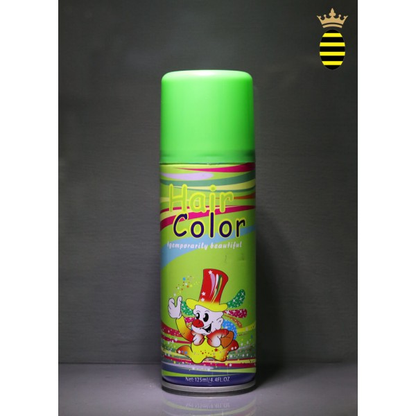 Hair Color Temporary Beautiful 125ml (Green)
