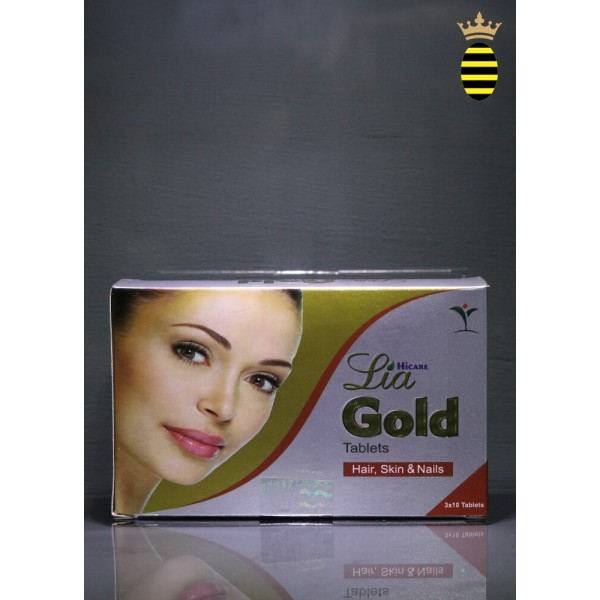 Hi-care Lia Gold Tablets 3x10 Tablets