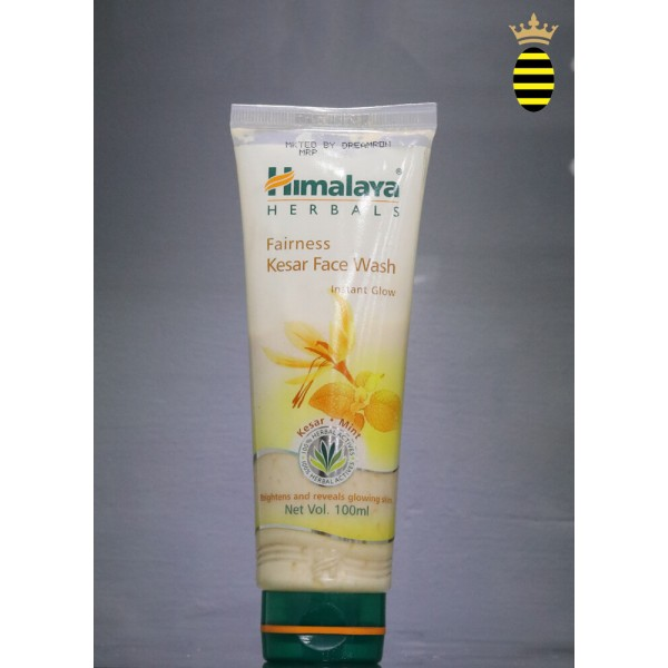 Himalaya Herbals Fairness kesar Face Wash 100g