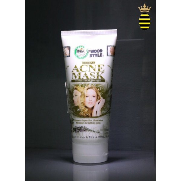 Mặt nạ thảo dược Hollywood Style Herbal Acne