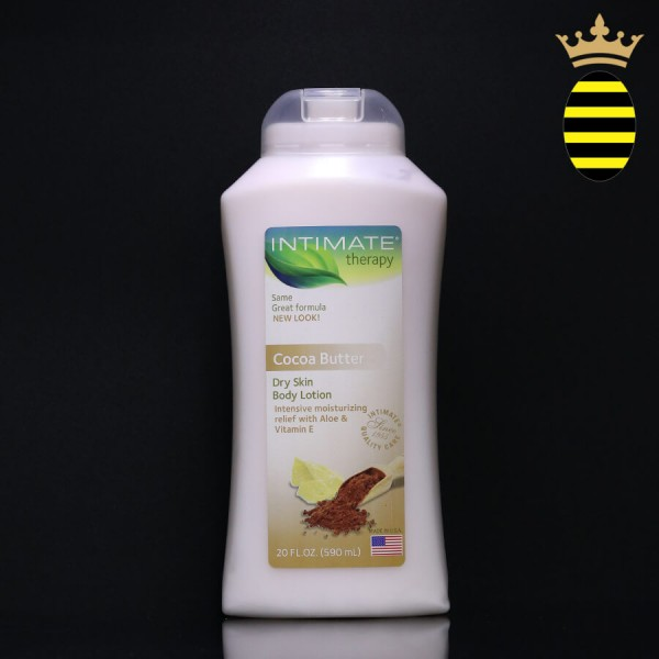INTIMATE BODY LOTION 590ML