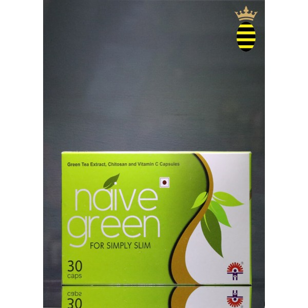 Naive Green for Simply Slim 30 Capsules