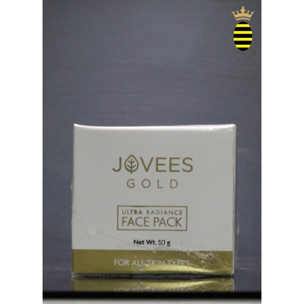 Jovees 24k Gold Ultra Radiance Face Pack 50g