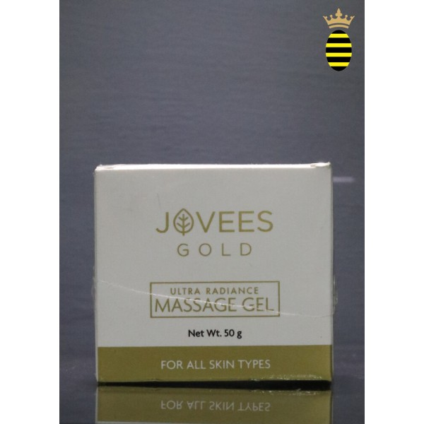 Jovees 24k Gold Ultra Radiance Massage Gel 50g