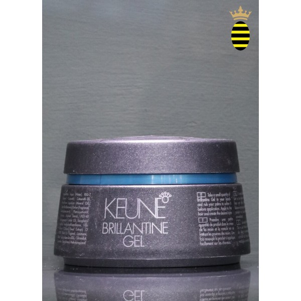 Keune Brilliantine Gel 3.4 oz