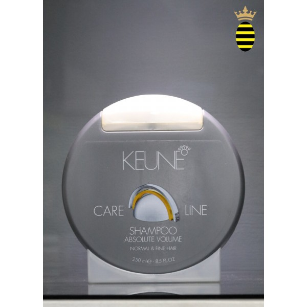 Keune Care Line Absolute Volume Shampoo 250ml / 8.5oz