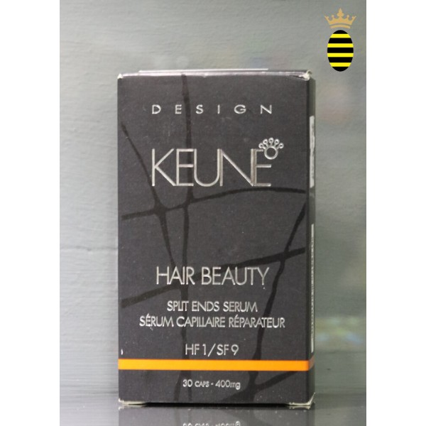 Keune Design Hair Beauty Split Ends Serum Treatment 1 pack/30 capsules 400mg