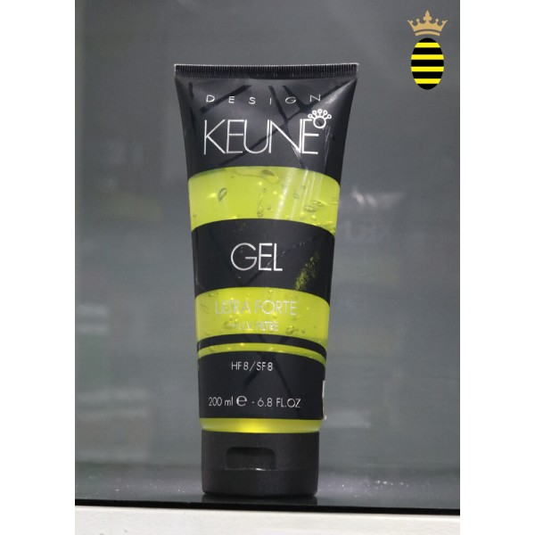 Keune Extreme Forte Gel 200 ml/6.8 oz