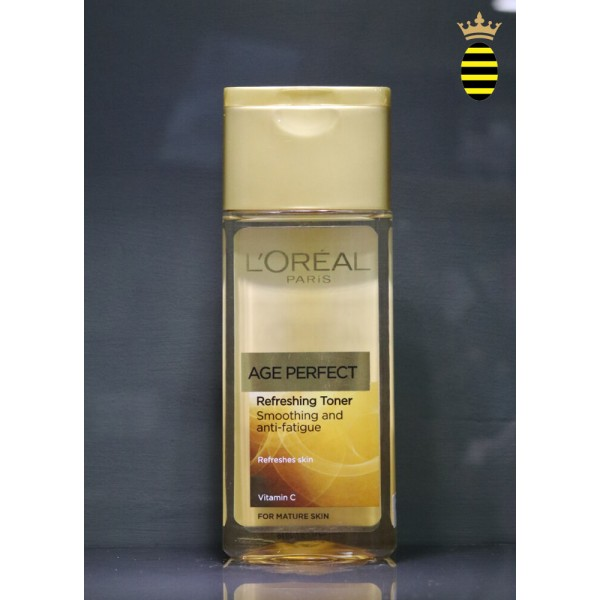 L'Oreal Age Perfect Refreshing Toner - 200ml