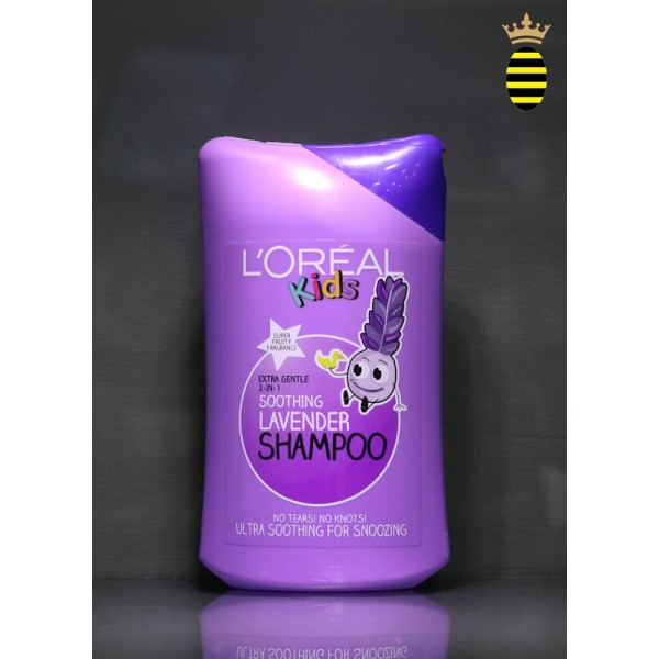 L'Oreal Kids Soothing Lavender 2 In 1 Shampoo 250 ml
