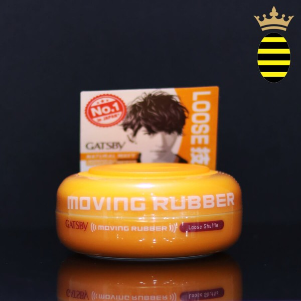 GATSBY MOVING RUBBER 80g / 15g